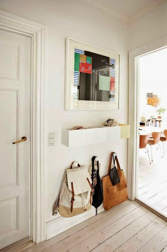 La Fabrique à Déco: Aménager une entrée ou un vestibule | Deco ...