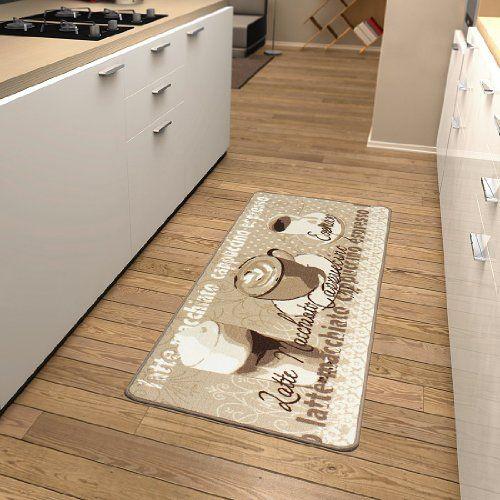 Teppichgrößen küchenläufer latte macchiato teppichgröße läufer 67 x 180 cm hanse