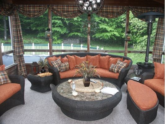Outdoor Furniture | Sunrooms - Conservatory | Pinterest | Decorar mi ...