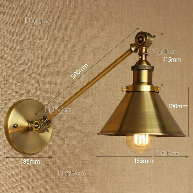Feel amazed by discovering the best mid-century wall lamp designs