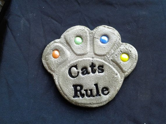 7in Paw: Cats Rule