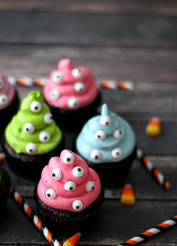 halloween cupcakes for kids