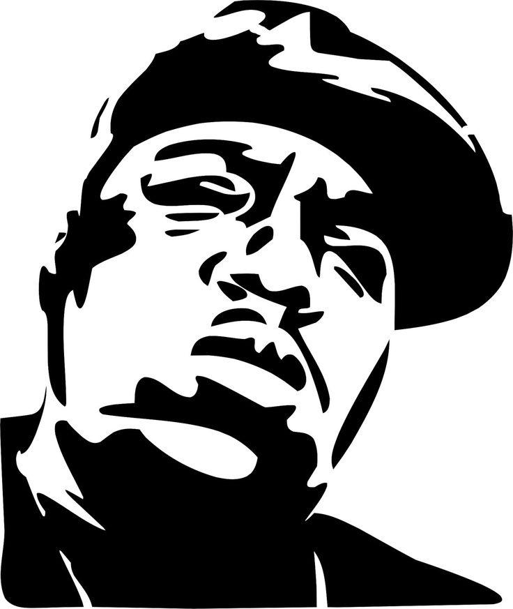 Black And White Stencil Art Google Zoeken Hip Hop Art Rapper Art Art