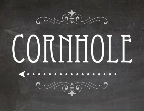 photo about Printable Cornhole Rules referred to as Printable Cornhole Legal guidelines and 2 Symptoms within Bogus by means of KnottedLife