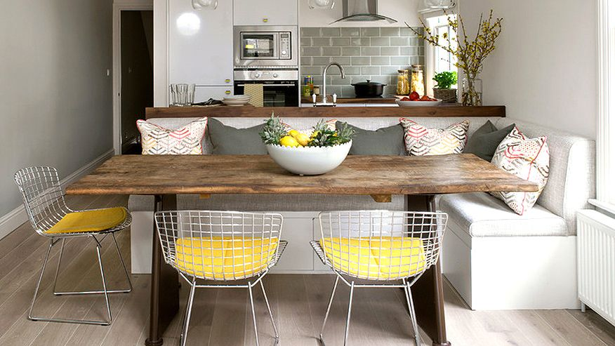 Do You Want Your Kitchen To Be The Heart Of Your Home And More Than Just · Dining  Table ...