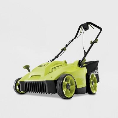 Sun Joe 6 5amp 16 Electric Reel Lawn Mower With Grass Catcher Reel Lawn Mower Push Lawn Mower Lawn Mower