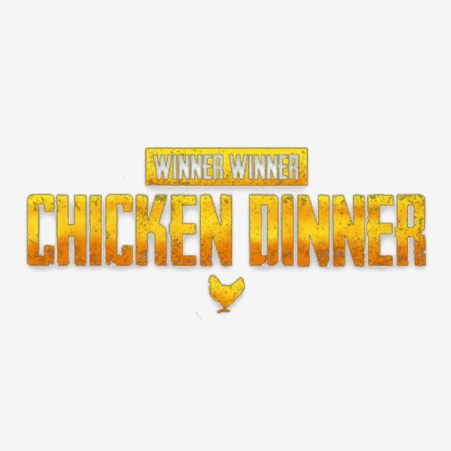 Pubg Chicken Dinner Png Free Download Chicken Dinner Winner Winner Chicken Dinner Chicken
