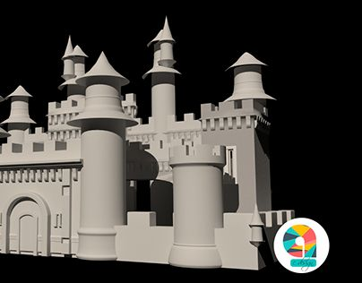 "Check out new work on my @Behance portfolio: ""Modelo de Castillo en 3D"" http://be.net/gallery/27294857/Modelo-de-Castillo-en-3D"