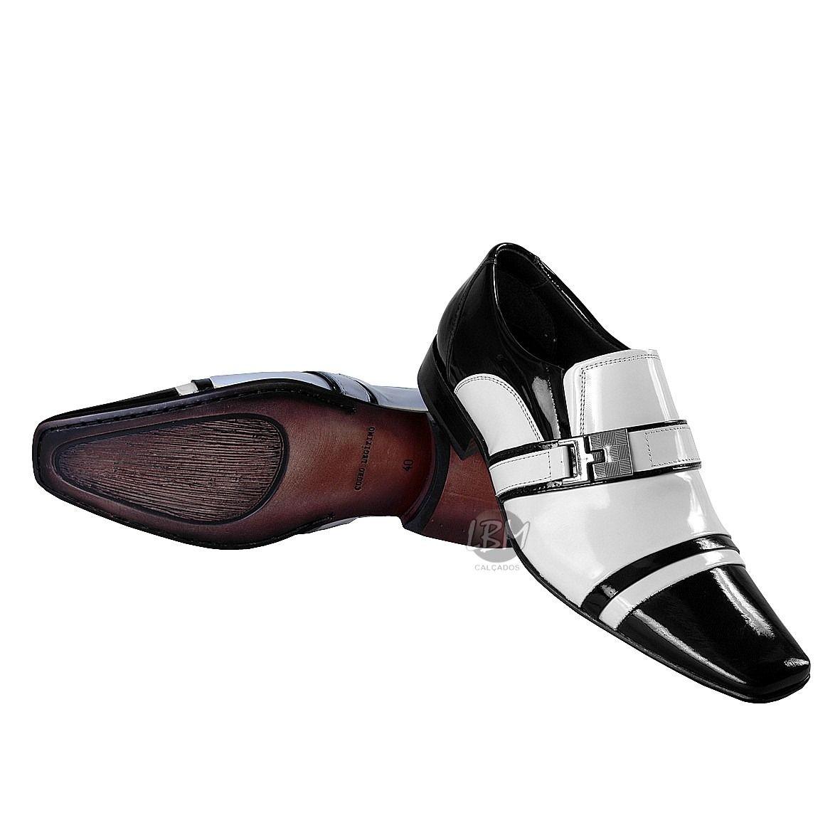 52112fa84 Sapato Social De Verniz Sapatos Formais, Melhores Roupas, Coisas De Homens,  Calça Masculina