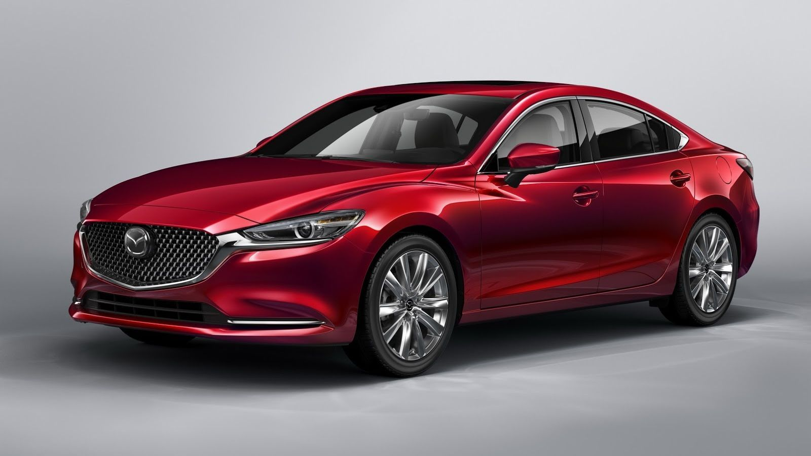 Behold The Turbocharged 2018 Mazda6 With A Much Nicer Interior And 310 Lb Ft Of Torque V 2020 G Mazda Avtomobil Mazda6