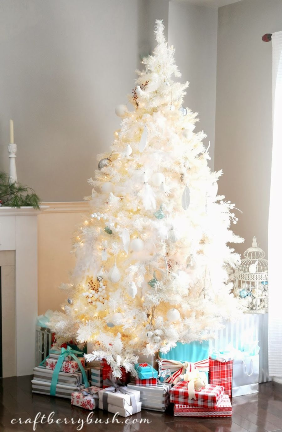 Last Minute Tree-Decorating Ideas For An Enchanting Christmas ...