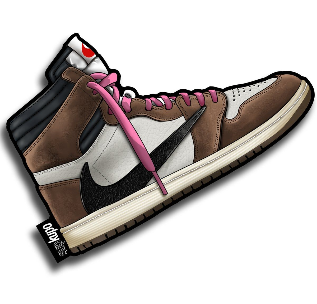 Image Of Air Jordan 1 Collection Sneaker Art Air Jordans Shoes Wallpaper