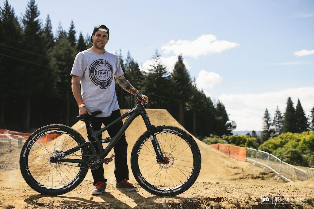 18 Slopestyle Bikes From Crankworx Rotorua Bike Design