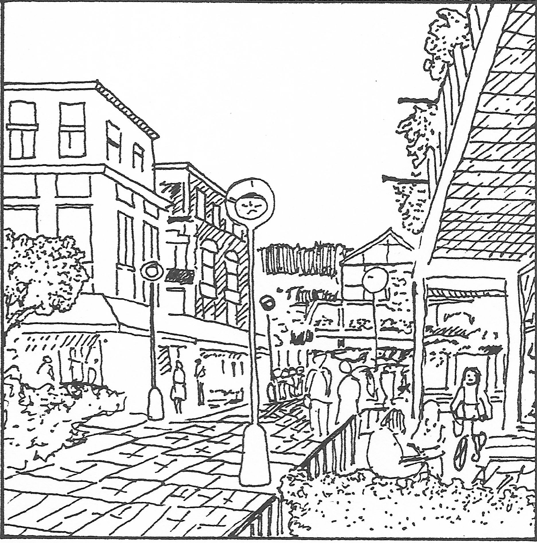 Image Result For Coloring Page Of Community