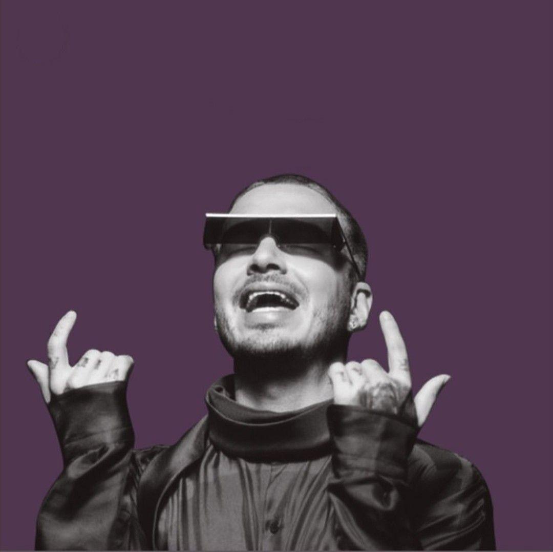 J Balvin Morado In 2020 Puerto Rican Singers I Icon Poses