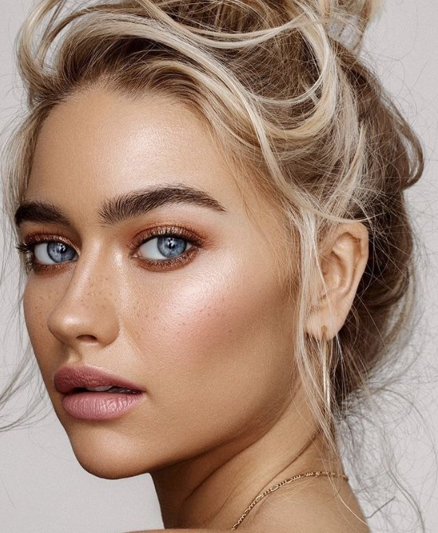 , #Forbronzeeye #Makeup #natural
