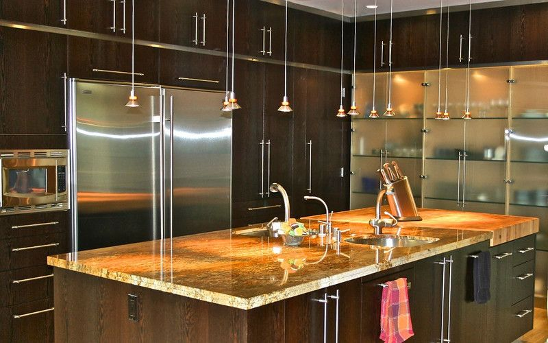 Modern Custom Kitchen Custom Kitchen Islands  Google Search  Home  Pinterest  Custom