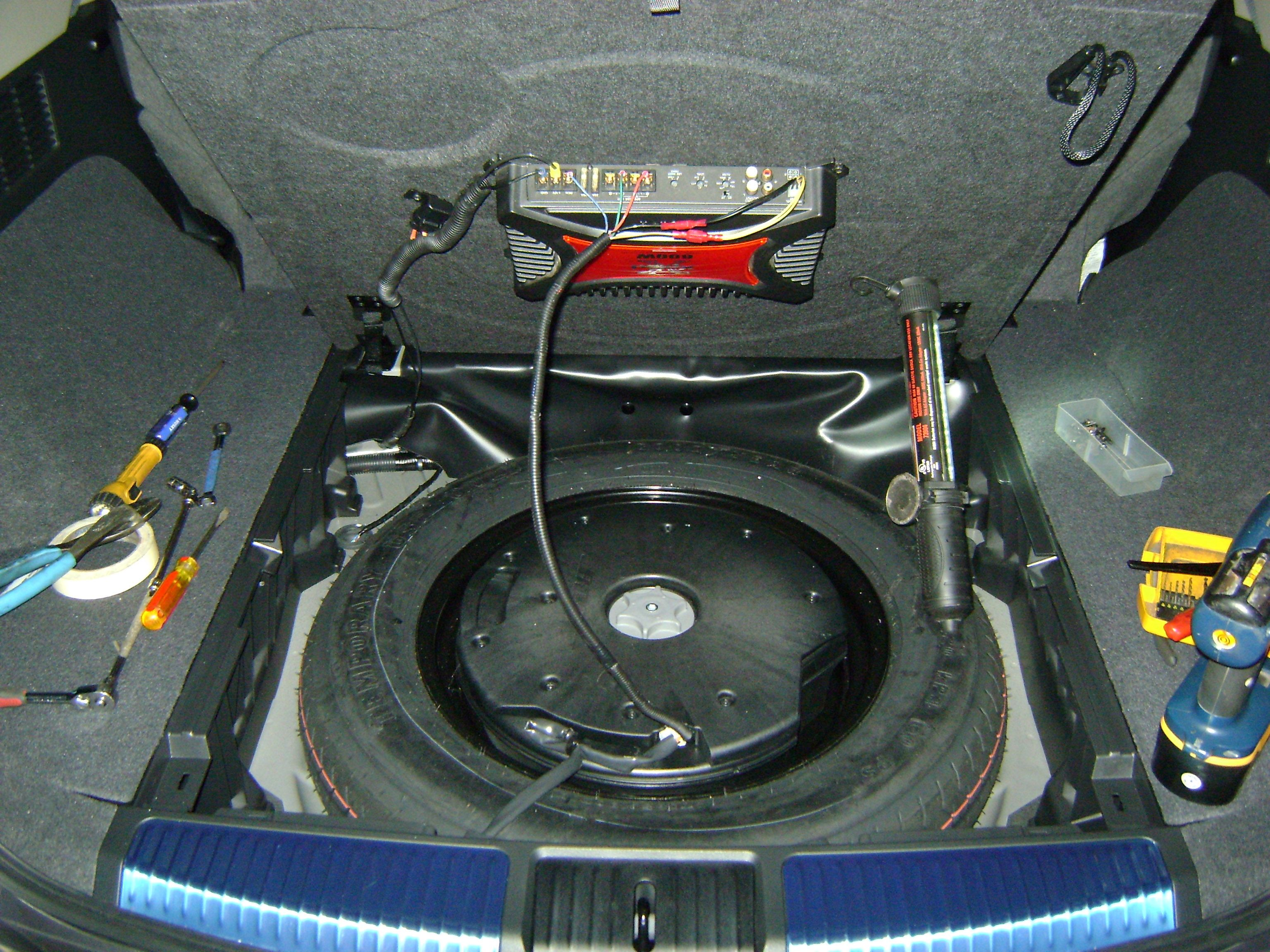 DIY  Increasing  Improving the output of the OEM Bose