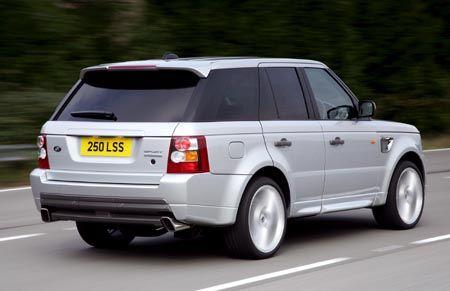 Official Pics Of Range Rover Sport Hst Range Rover Range Rover Sport Range Rover Hse