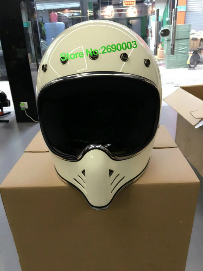 Motorcycle Helmet Mokala Speed Japan For Big Face Helmet With Top
