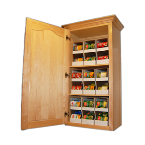 Kitchen Can Organizer Can organizer giveaway cupboard organizers cupboard and pantry love these can organizers they come in different sizes to fit different shelves workwithnaturefo