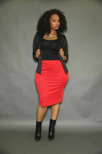 17 Best images about red pencil skirts on Pinterest | 10 piece ...