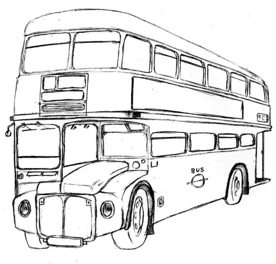 Drawing plans of route master bus saferbrowser yahoo image search results