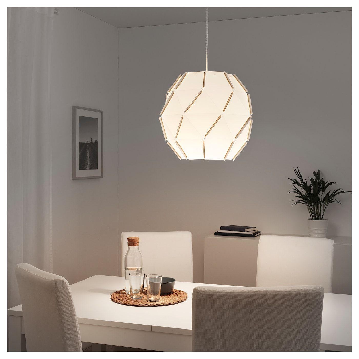 SJÖPENNA Pendant lamp round IKEA #esszimmerlampe IKEA