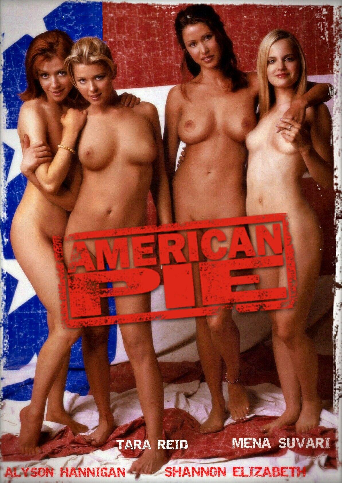 American Pie  Serial Sexyness  Alyson Hannigan -7825