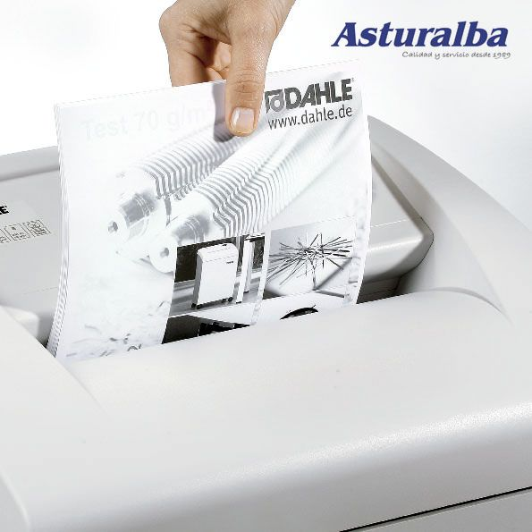Destructora De Documentos En Papel Dahle 40214 Http Www