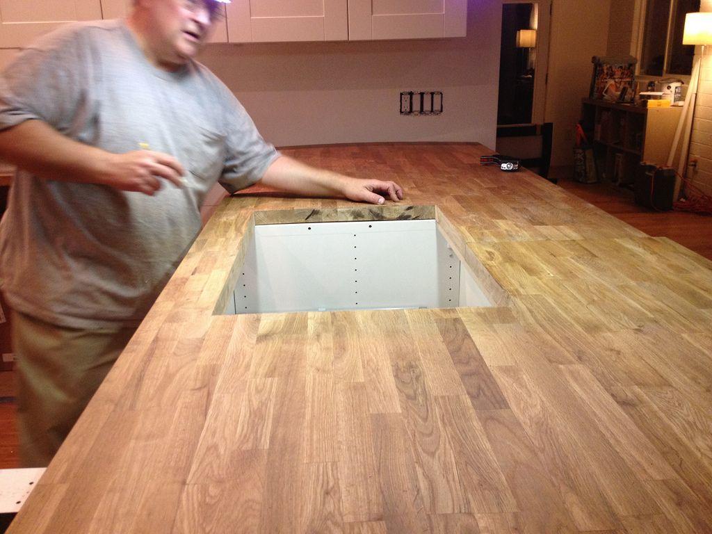 Butcher Block Countertops Google Search Ikea Wood Countertops