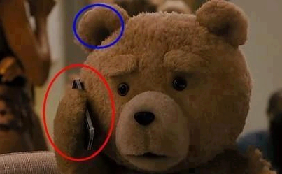 Teddy fail