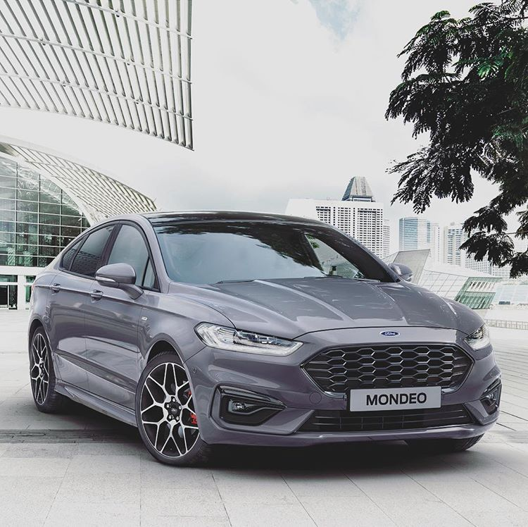 2019 Ford Mondeo Ford fusion, Ford fusion custom, Ford
