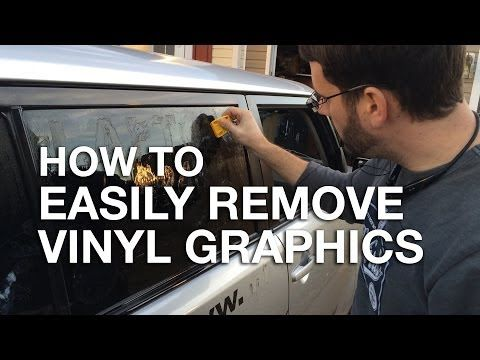 How To Remove Vinyl Wall Stickers And Decals Car Decals Sticker