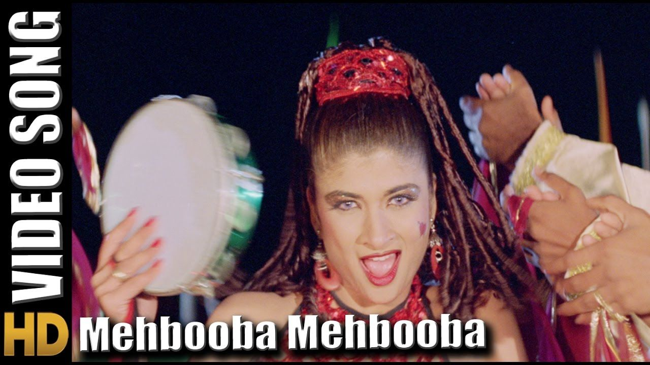 cool Mehbooba Mehbooba | HD Song | Shera | Mithun