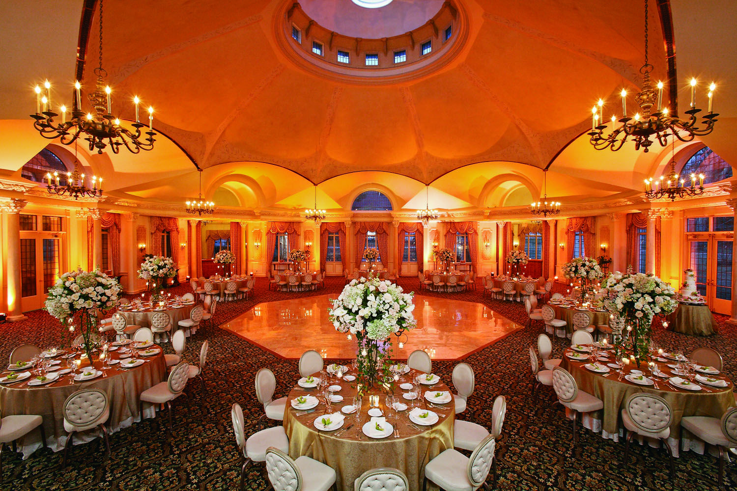Renewing Your Vows Venue West Orange: Pleasantdale Chateau In West Orange, NJ. AMAZING