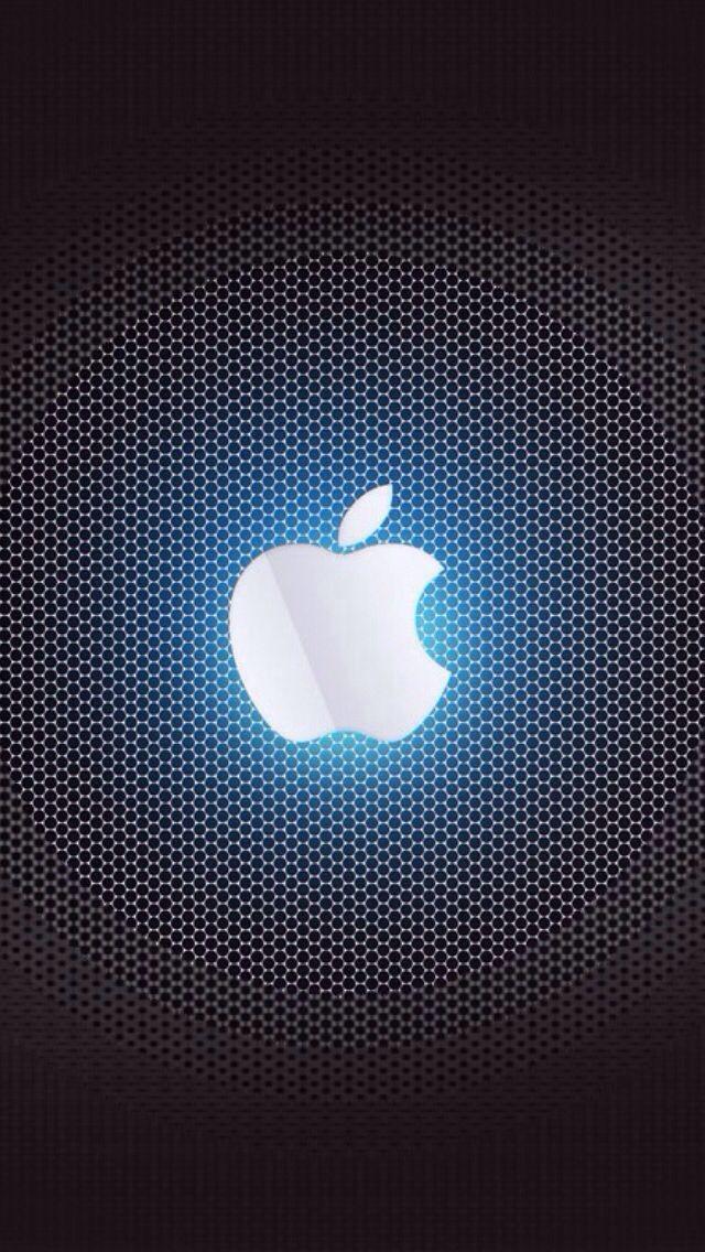 Apple. Digital. Electric. Cool looking. Logo de apple