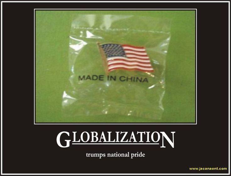 Resultado de imagen de globalization humor