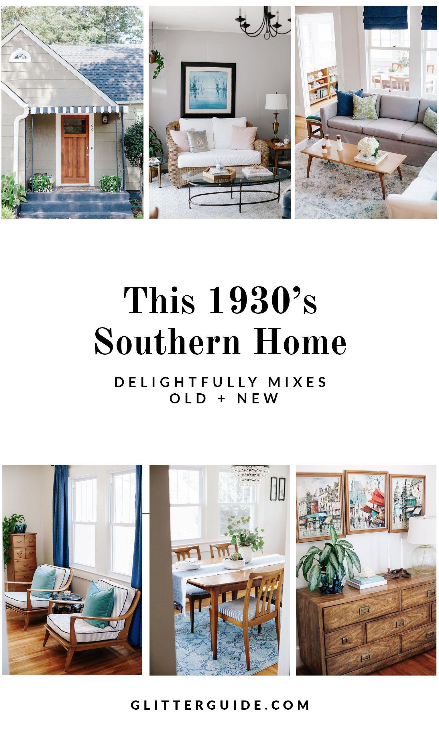 Southern Home Decor Ideas