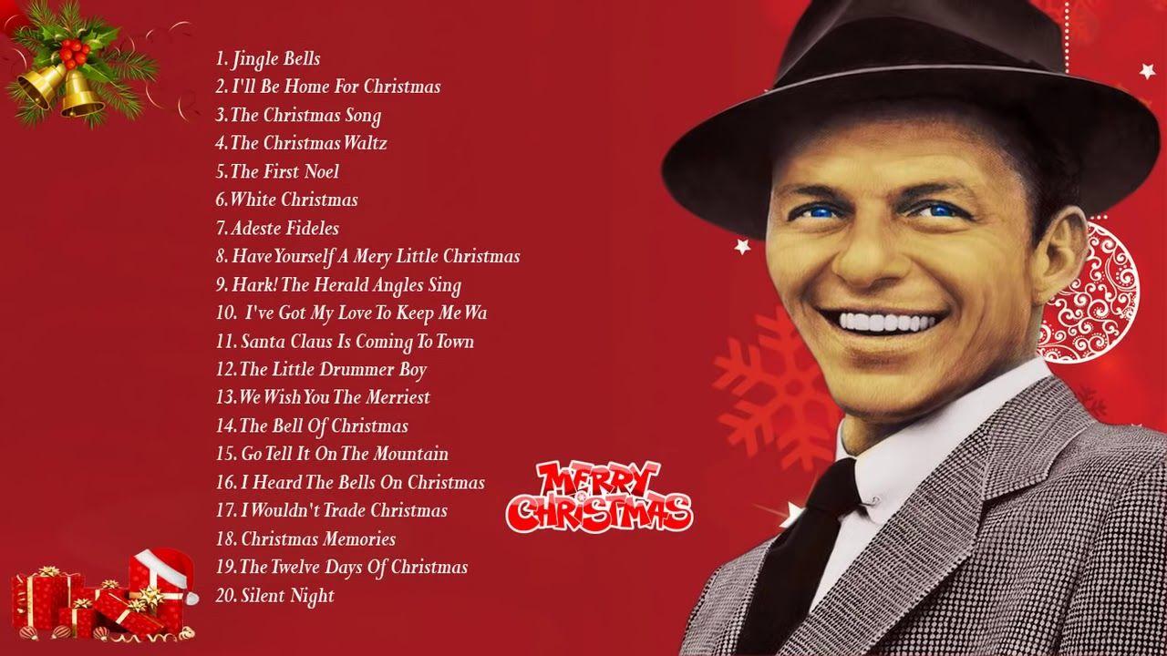 Frank Sinatra Christmas Songs (Full Album) Frank