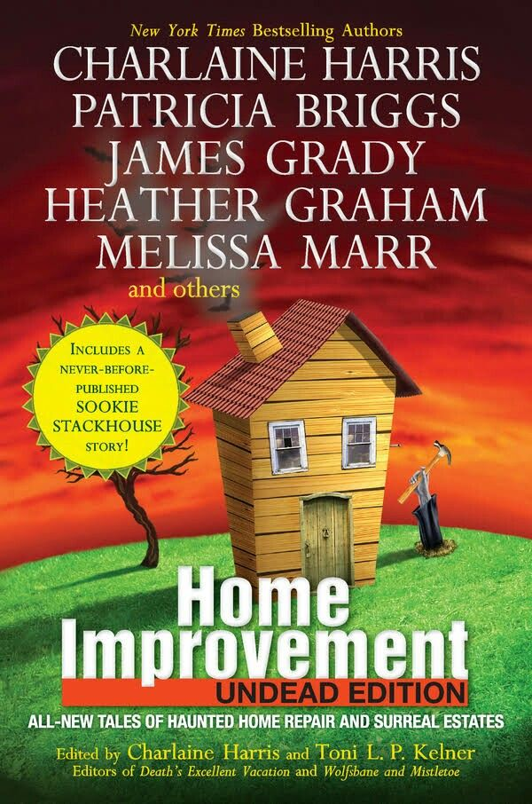 Home Improvement Undead Edition Charlaine Harris And Toni