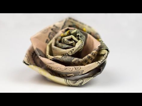How to make a money origami flower for leis asimplysimplelife how to make a money origami flower for leis asimplysimplelife youtube mightylinksfo