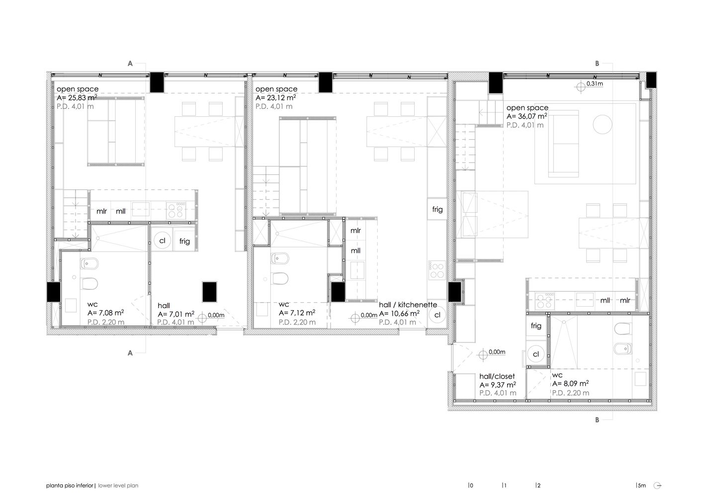 Gallery Of By Studios Waataa We Are All Together Around Architecture 22 Space Saving Apartment Ground Floor Plan Floor Plans