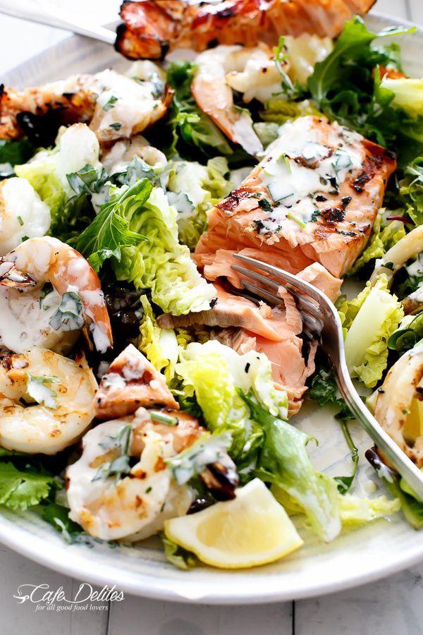 recipe: healthy seafood salad [16]