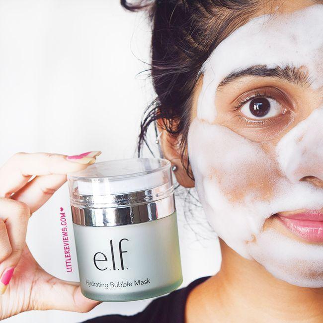 elf face mask