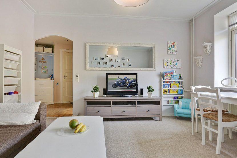 Consejos para decorar un piso peque o piso peque o - Decorar piso pequeno ...