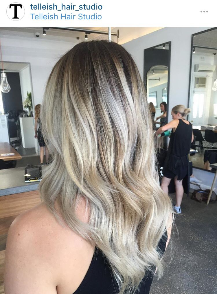 Fresh Root Stretch Tone And Olaplex Hair And Beauty