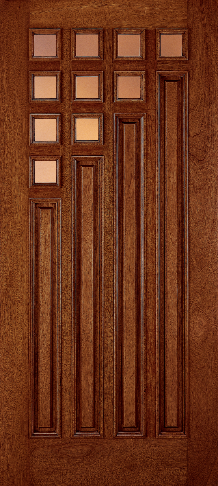 Custom Wood Glass Panel Exterior Door Jeld Wen Windows Amp Doors Wood Doors Interior Wooden Doors Wooden Doors Interior