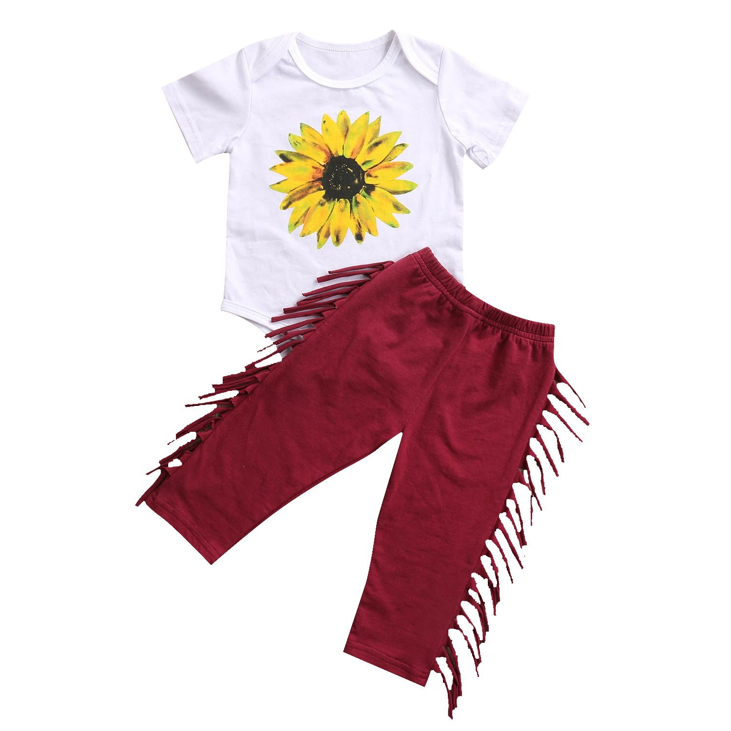 to Buy New Style Cute Newborn Baby Boy Girl Clothes Short