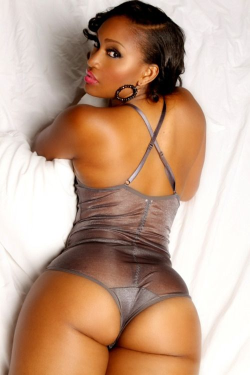Sexy big booty ebony